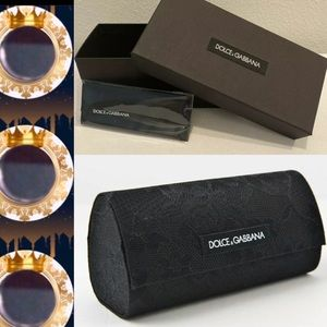 🌲🎁 • 💯Authentic D&G Sunglasses Case/Box/Cloth